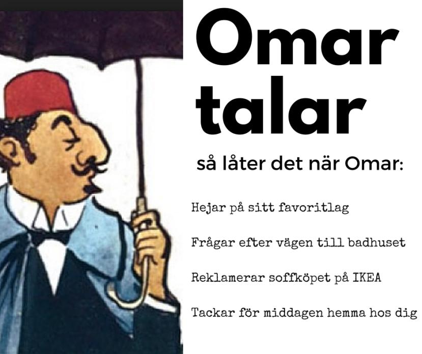 Omar tala