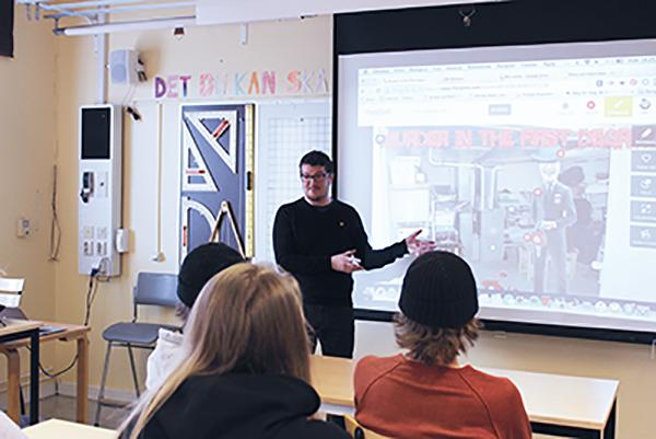 Digitala verktyg i undervisningen