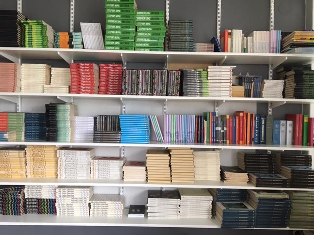 Klassuppsättningar när eleverna ska läsa samma bok