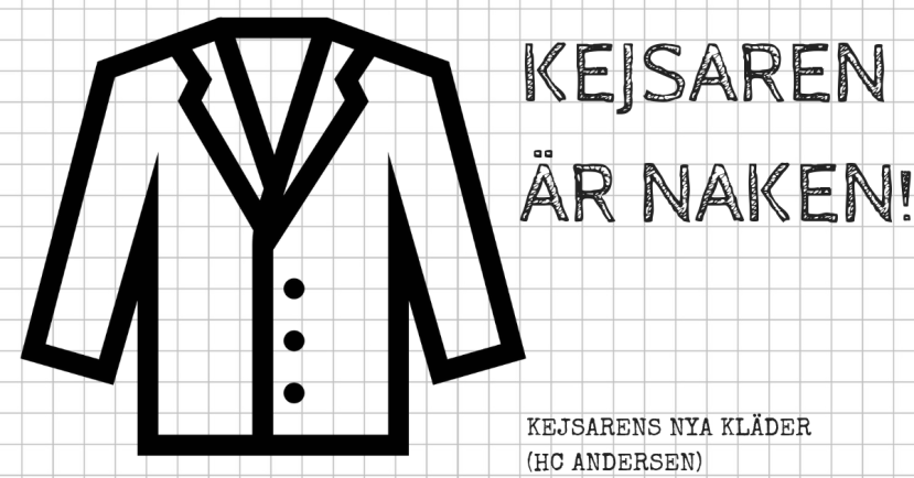 Kejsarens nya kläder - Matriser missar målet av Fredrik Sandström