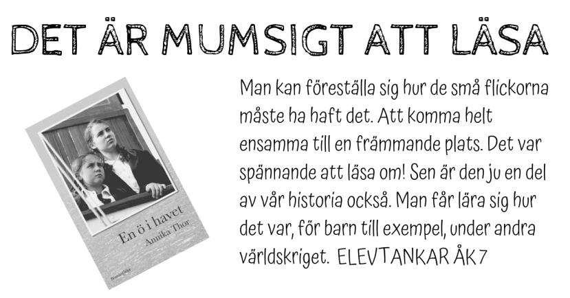 Självförtroende med att kunna läsa - Fredrik Sandström
